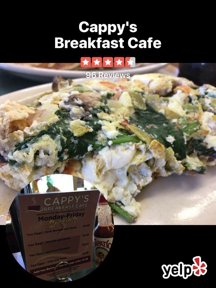 Cappy's Breakfast Cafe