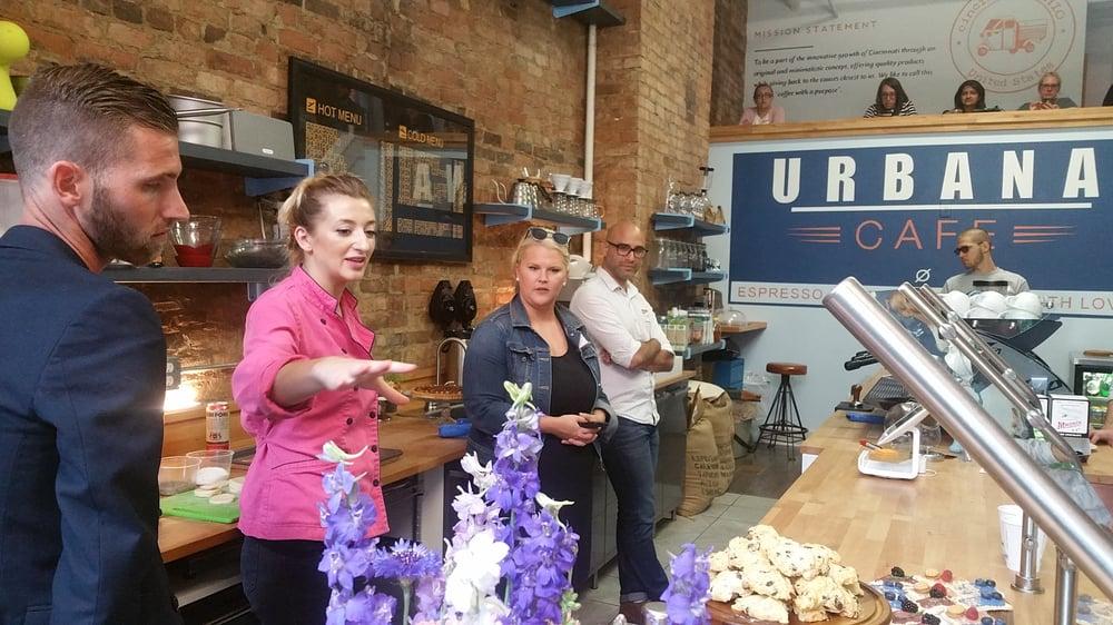 Yelp's Cincy Made: Urbana Cafe: 1206 Broadway St, Cincinnati, OH