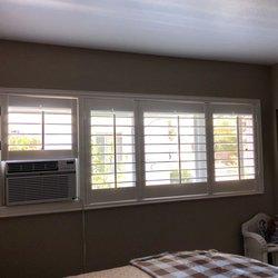 Photo Of Plantation Shutters San Francisco Ca United States Master Bedroom