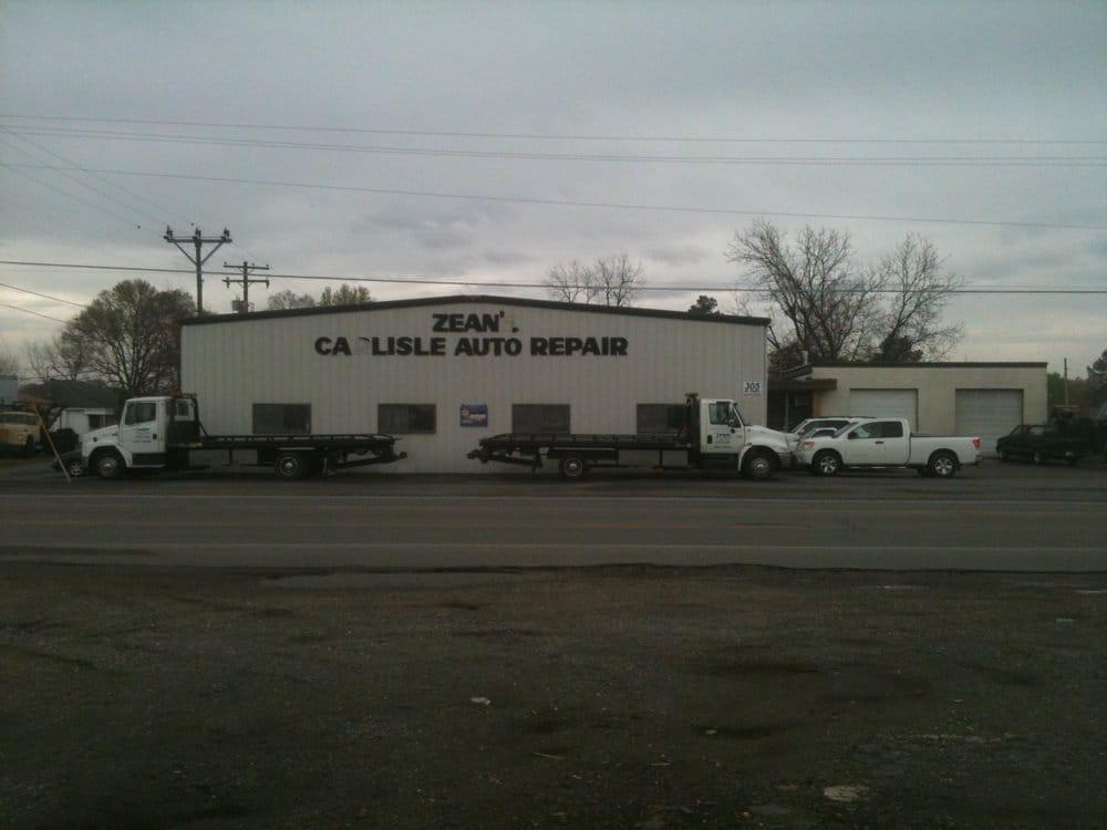 Carlisle Auto Repair & Wrecker Service: 305 W Park, Carlisle, AR