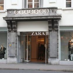 Zara België Huidevettersstraat 39 Meir Antwerpen