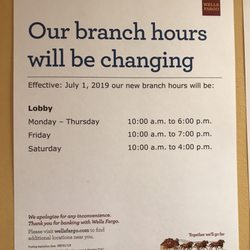 Wells Fargo Bank - 11 Reviews - Banks & Credit Unions - 350 Bay St