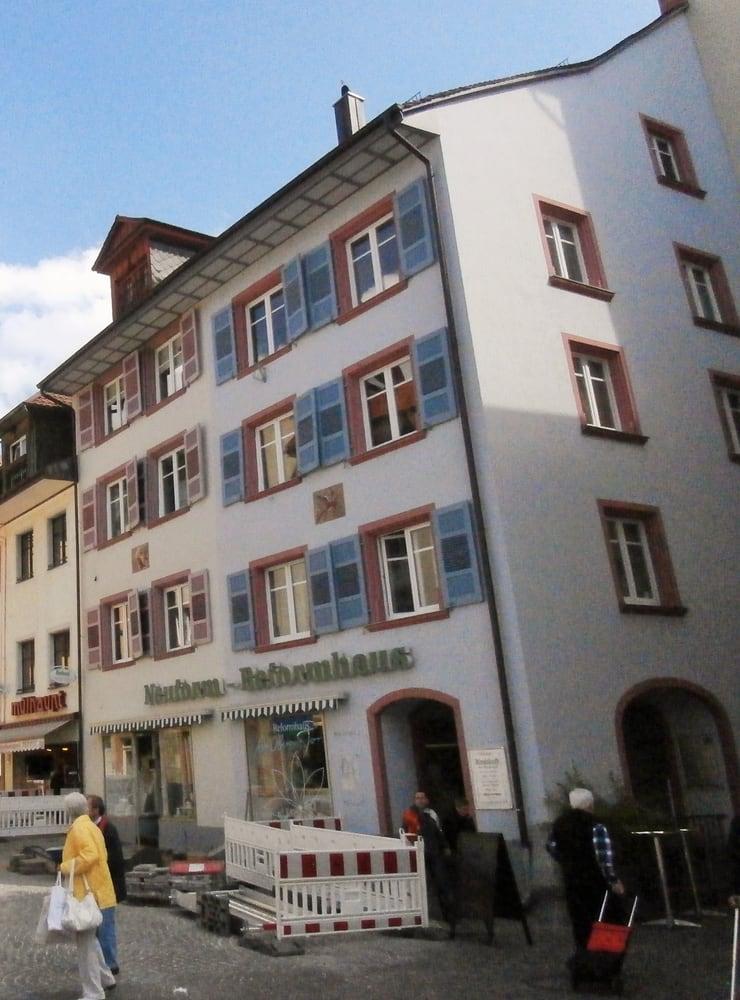 reformhaus am oberen tor reformhaus kaiserstr 2 waldshut tiengen baden w rttemberg. Black Bedroom Furniture Sets. Home Design Ideas