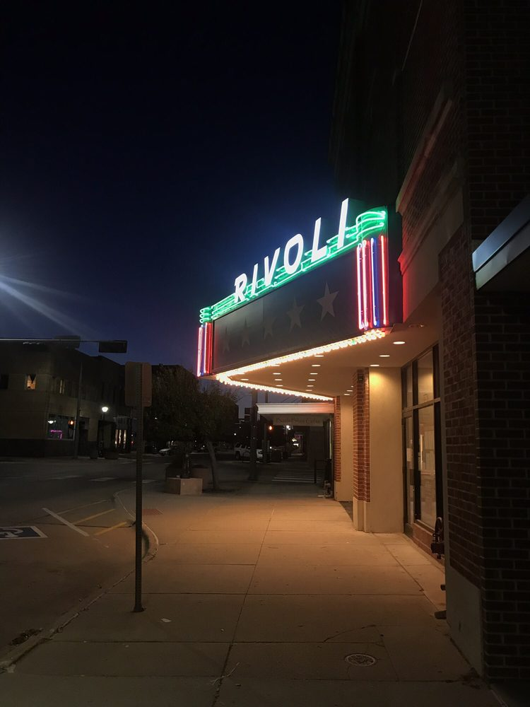 Rivoli Theatre: 528 W 2nd St, Hastings, NE