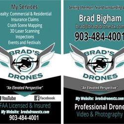 Brad's Drones   Photography & Videography - Request a Quote