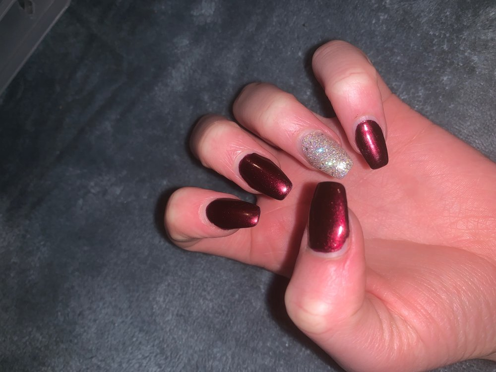 Ninety's Nails: 3200 S Airport Rd W, Traverse City, MI