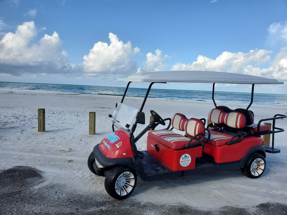 Beach N Rides And Rentals: 8607 Cortez Rd W, Bradenton, FL