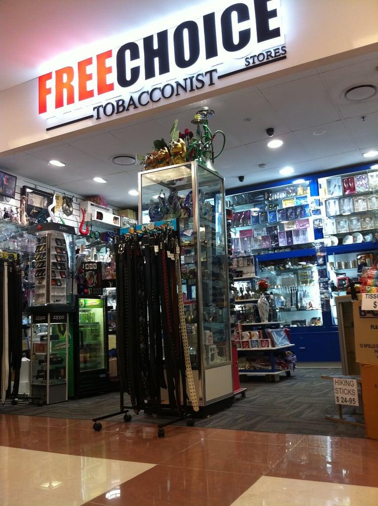 Free choice sunnybank bureaux de tabac shop 5 - Boutique free angouleme numero ...