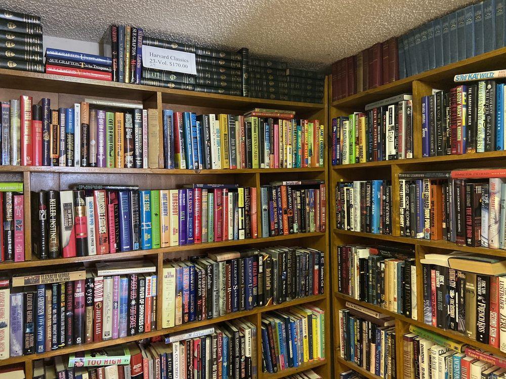 Anastasia's Books