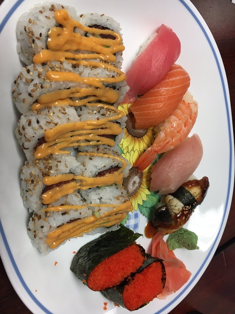 Fusion Sushi & Grill: 1575 N Lacrosse St, Rapid City, SD