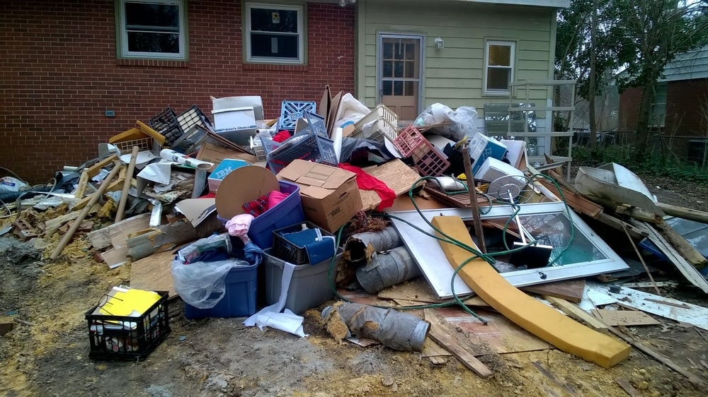 All-In Junk & Waste Removal Services: Clayton, NC