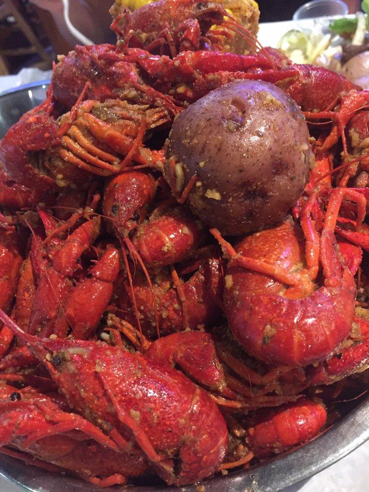 Crawfish  You Restaurant Houston Tx