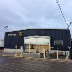 UPS Freight - Couriers & Delivery Services - 1803 E Brooks Rd ...