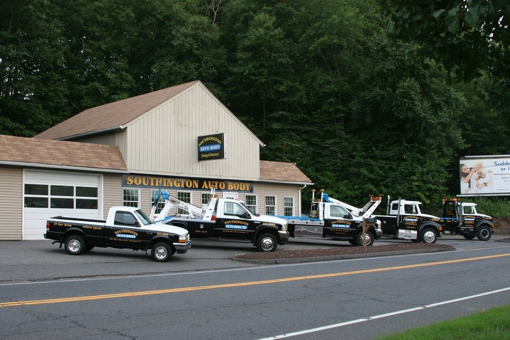 Towing business in Southington, CT