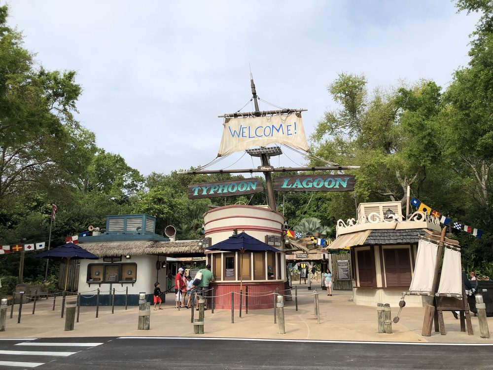 Photo of Disney's Typhoon Lagoon Water Park: Orlando, FL