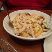 Photo Of Olive Garden Italian Restaurant   Portage, MI, United States.  Chicken Alfredo