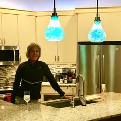 Photo Of Sharp Electric Tucson Az United States Cly Pendants Installed By