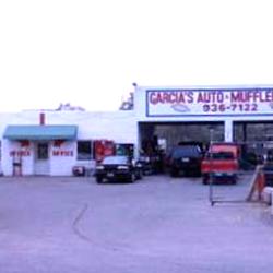 Garcias Tire Shop >> Garcia S Auto Muffler Shop Car Servicing 6403 W Van
