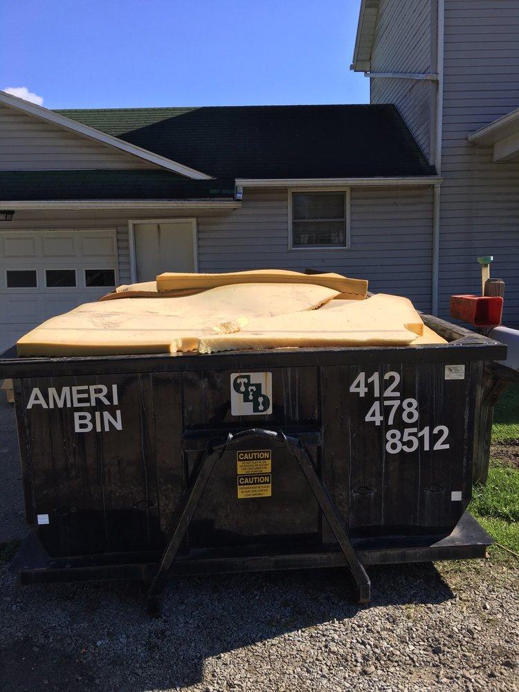 Ameri-Bin: 1709 Pennsylvania Ave, West Mifflin, PA