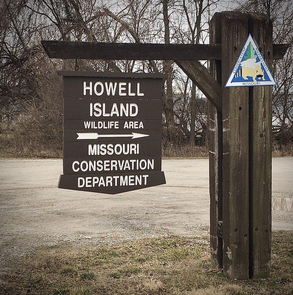 Howell Island Wildlife Area: Chesterfield, MO