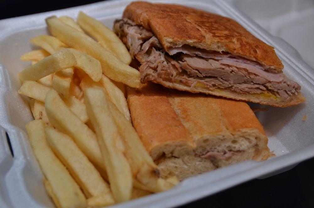 Mangos Cuban Cafe: 317 S Trenton Ave, Tulsa, OK