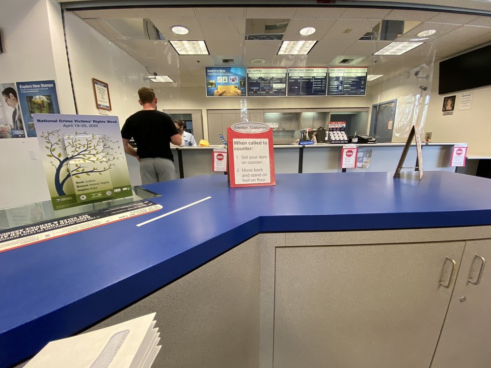 US Post Office: 33490 Date Palm Dr, Cathedral City, CA