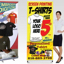 Allen screen printing 26 photos 27 reviews screen for Custom full color t shirt printing