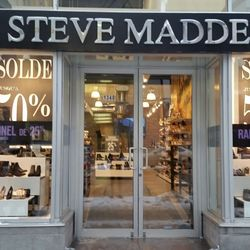 Photo Of Steve Madden Montreal Qc Canada Original