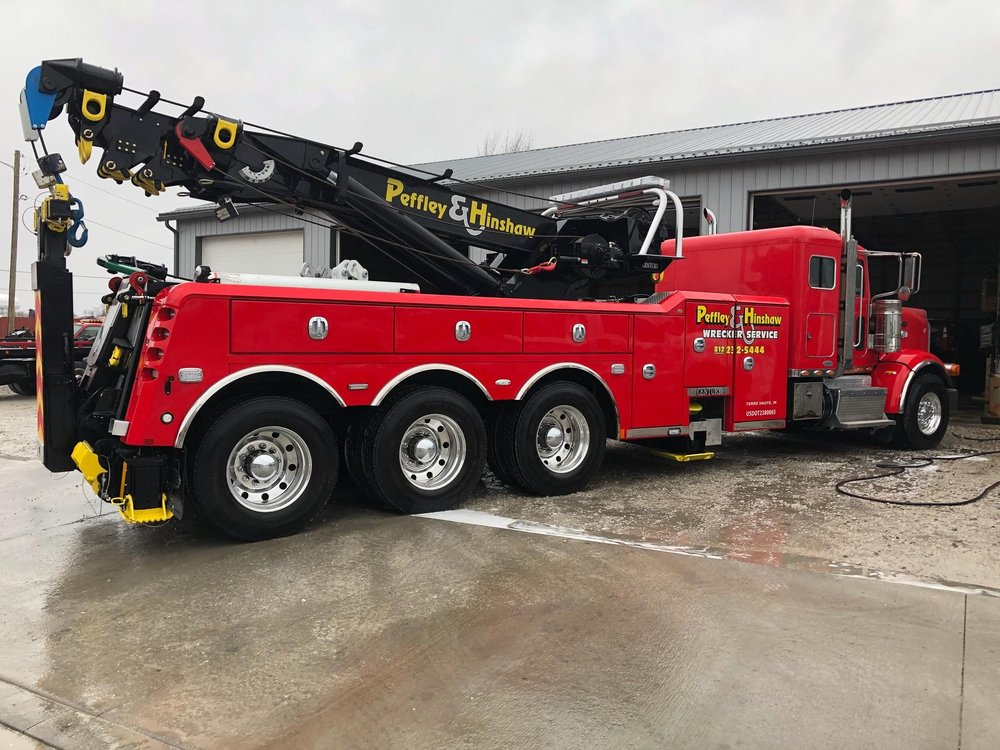 Towing business in Brazil, IN