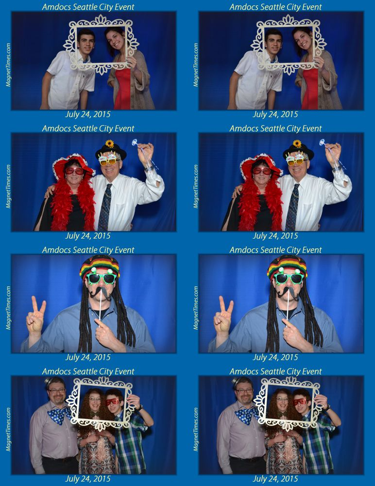 MagnetTimes - Photo booth