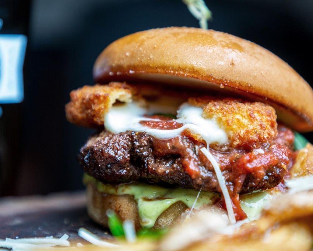 Street Burgers: 2319 10th Ave S, Great Falls, MT
