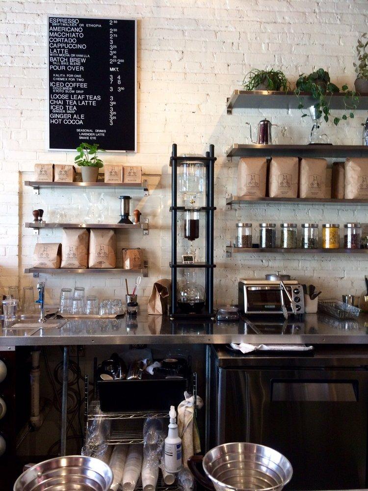 Lamplighter Coffee Roasters Morris St Cafe Richmond Va