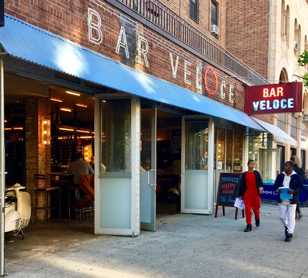Exterior Storefront Open Airy Winebar With Food Yelp