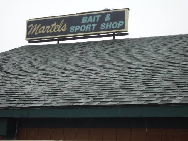 Martel's Bait & Sport Shop: 49 Winnisquam Ave, Laconia, NH