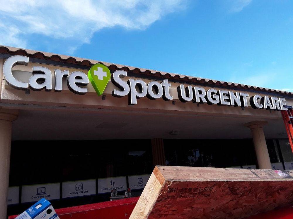 CareSpot Urgent Care of Miami Gardens: 18706 NW 67th Ave, Hialeah, FL