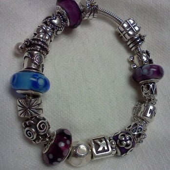 Photo of The Pandora Store - Mission Viejo, CA, United States. My Pandora bracelet :)