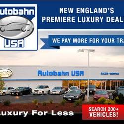 Autobahn Usa 25 Photos 80 Reviews Car Dealers 88 Turnpike Rd