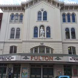 Restaurants Near Fulton Opera House Lancaster Pa