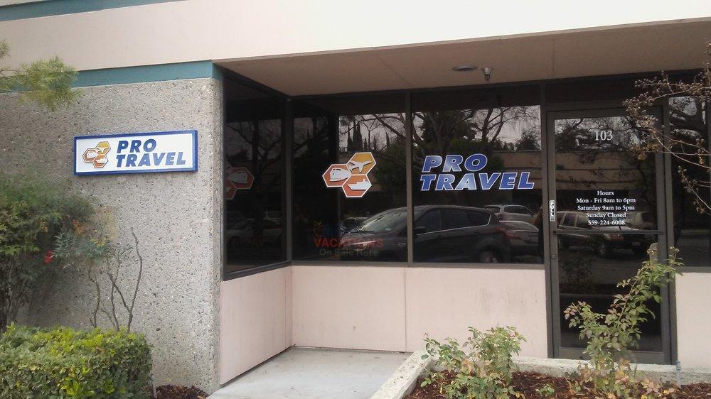 Pro Travel Fresno