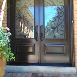 Photo of Innovative Home Improvements - Barrie ON Canada. Custom wrought iron with & Innovative Home Improvements - Get Quote - Windows Installation - 89 ...