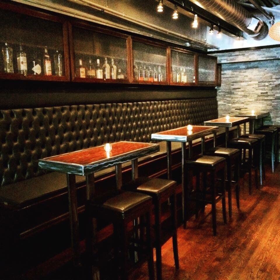 Black Lion Lounge: 2434 N Milwaukee, Chicago, IL