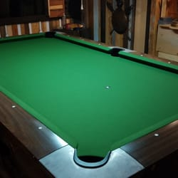 Hot Shot Billiard Supplies Pool Billiards Bellaire Ave - Hollywood billiard table for sale