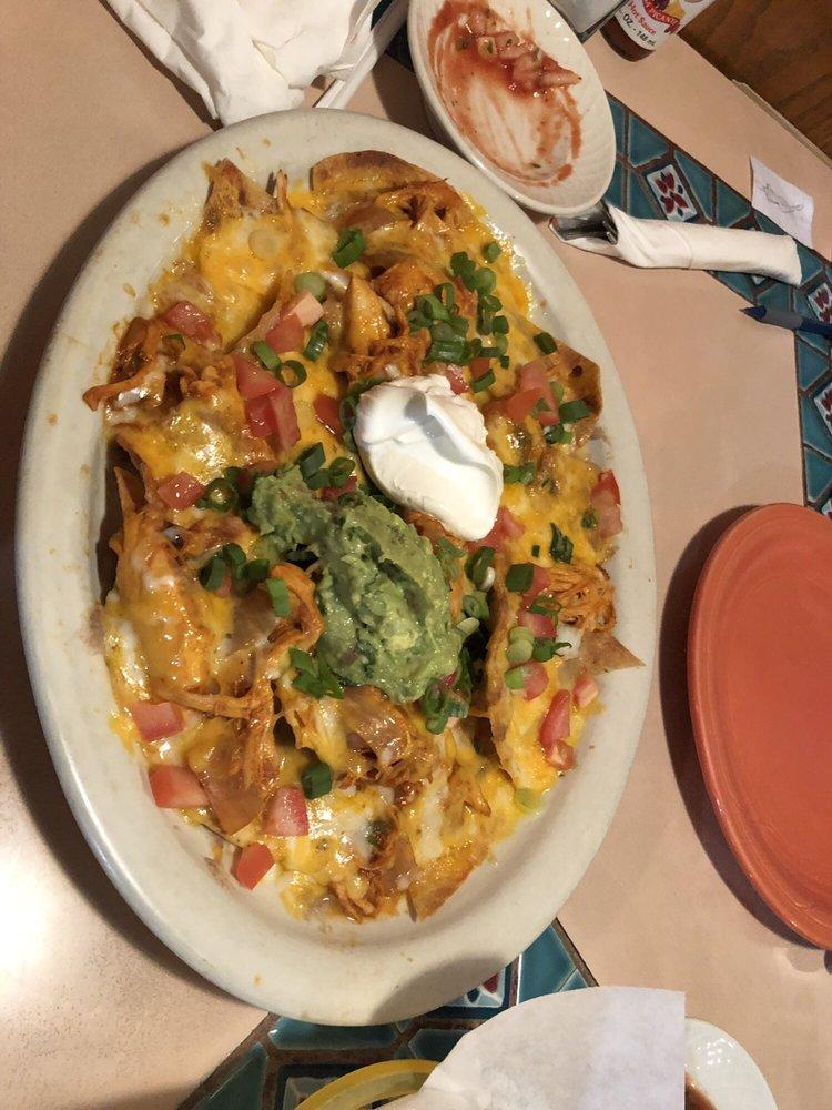 Food from La Casa Del Pueblo