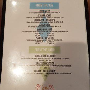 Golden Fish & Chips - 10 Photos - Fish & Chips - 94 Bridgeport Road E, Waterloo, ON - Restaurant ...