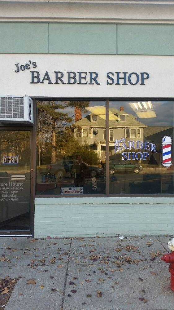 Joe's Barbershop: 824 Massachusetts Ave, Arlington, MA