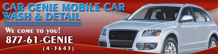 Car Genie Mobile Car Wash & Detail: Brandon, MS
