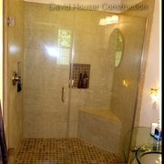 David Houser Construction Contractors Coachwood Ln - Bathroom remodel gastonia nc