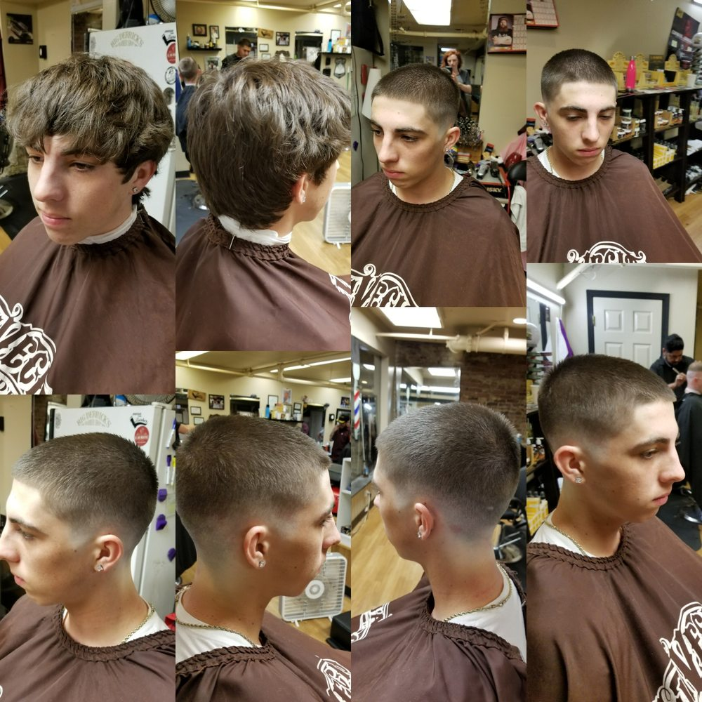 Big Derricks Barber Shop 30 Photos 51 Reviews Barbers 189