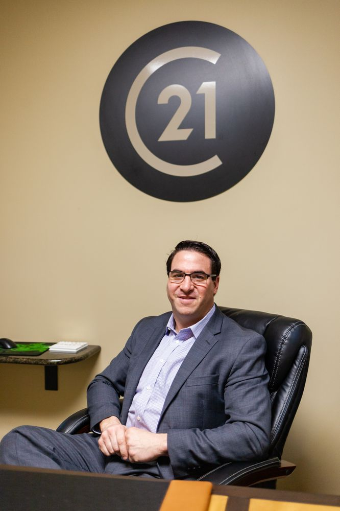 Aaron Piscioneri - Century 21 Realty Services: 3315 Market St, Camp Hill, PA