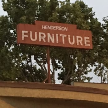 Photo Of Henderson Furniture   Lawndale, CA, United States. Kool Old Sign